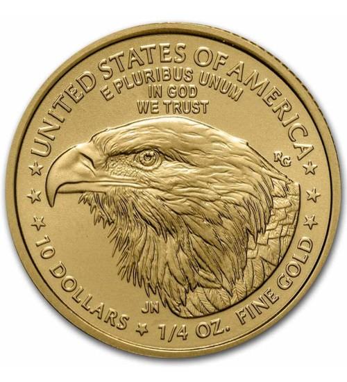 American Gold Eagle 1/4 oz 2021 Typ 2