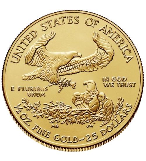 American Gold Eagle 1/2 oz 2021