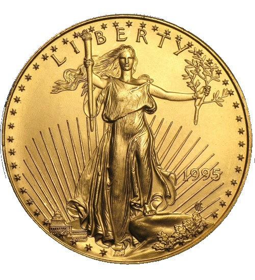 American Gold Eagle 1 oz 1995
