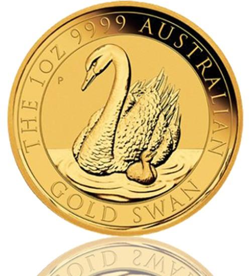 Schwan Australien Gold 1 oz 2018 Perth Mint
