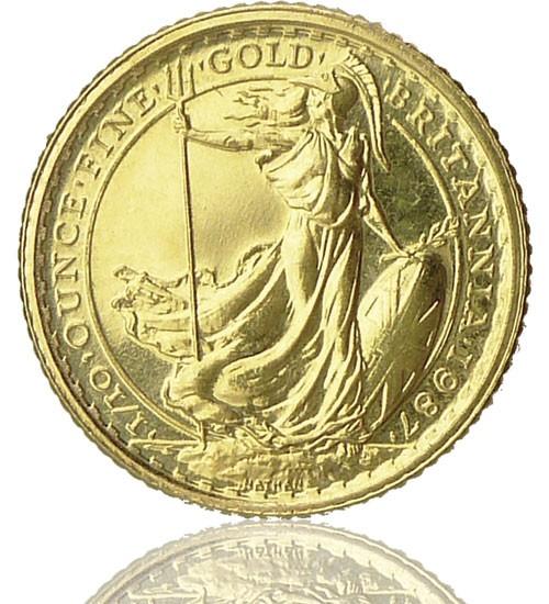 Britannia Gold 1/10 oz 2021