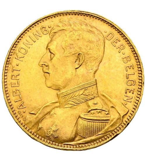 Belgien 20 Franc Diverse