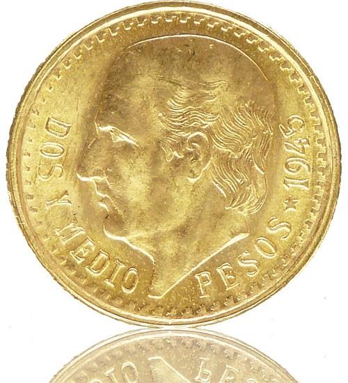 Centenario 2,5 Pesos