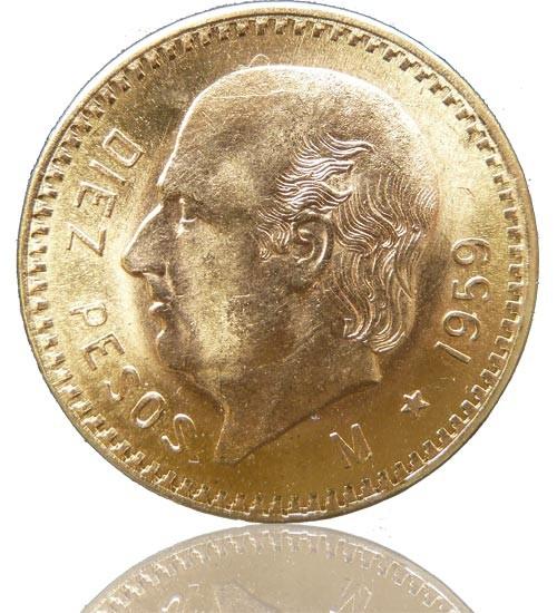 Centenario 10 Pesos
