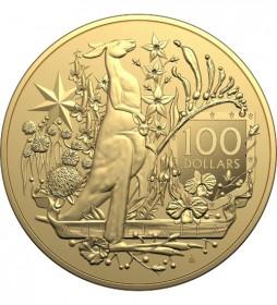 Coat of Arms Australia RAM 1 oz Gold 2021