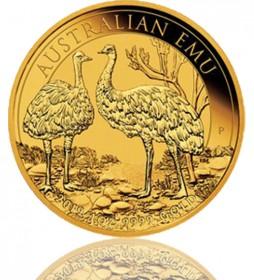 Emu Australien Gold 1 oz 2019 Perth Mint