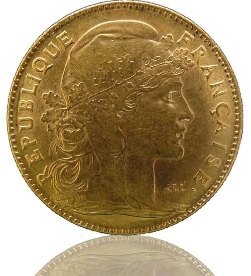 Frankreich 10 Franc Diverse
