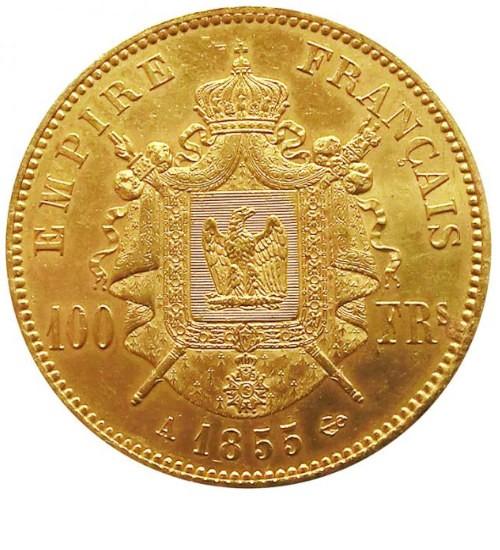 Frankreich 100 Francs Diverse