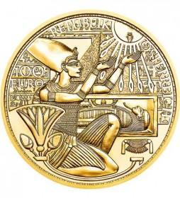 Das Gold der Pharaonen 1/2 oz PP 2020
