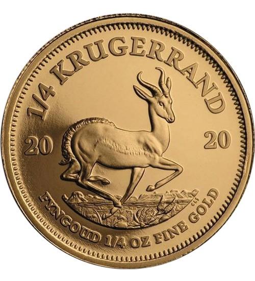 Krügerrand 1/4 oz Gold 2021