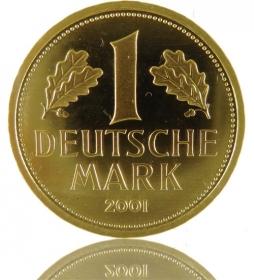 Goldmark 1 DM 2001