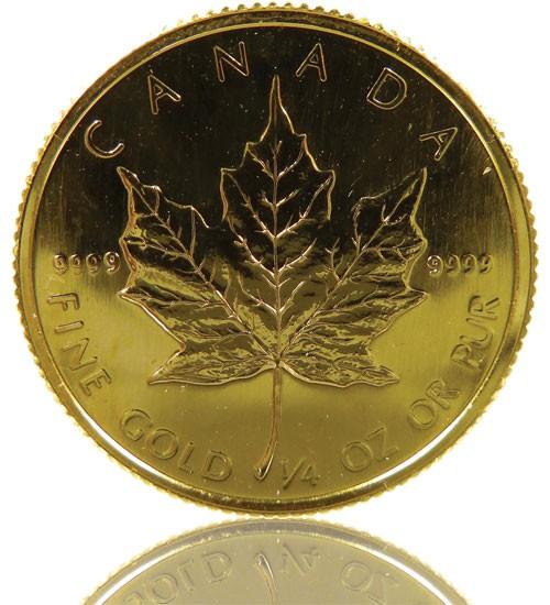 Maple Leaf 1/4 oz div. Jg.
