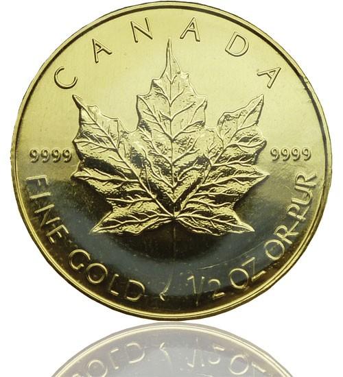 Maple Leaf 1/2 oz div. Jg.