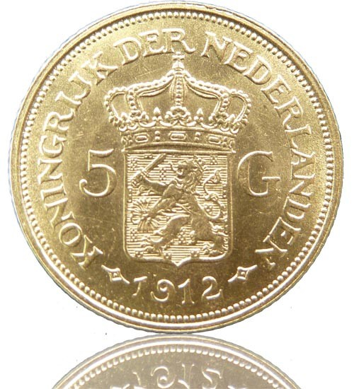 Niederlande 5 Gulden