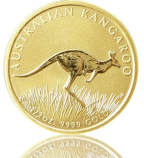 Nugget/Känguru 1/2 oz div. Jg.