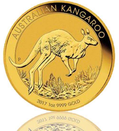 Kangaroo 1 oz 2017