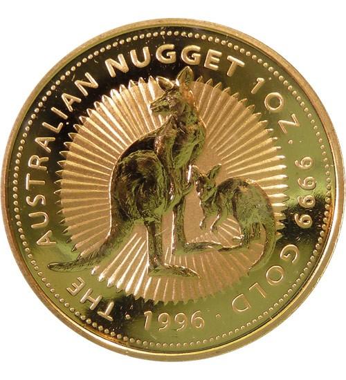 Gold Kangaroo 1 oz 1996