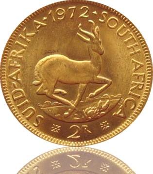 Südafrika 2 Rand