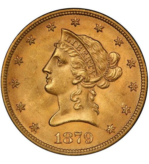 10 US-Dollar Liberty Head