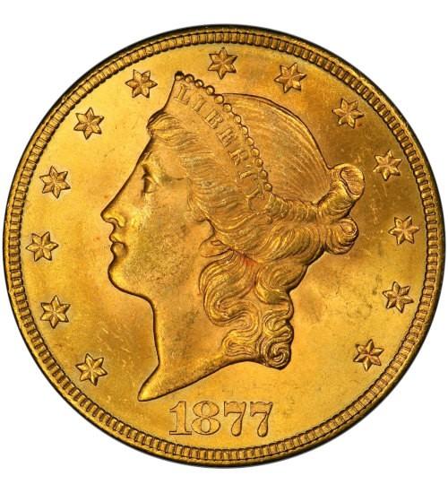 20 US-Dollar Liberty Head