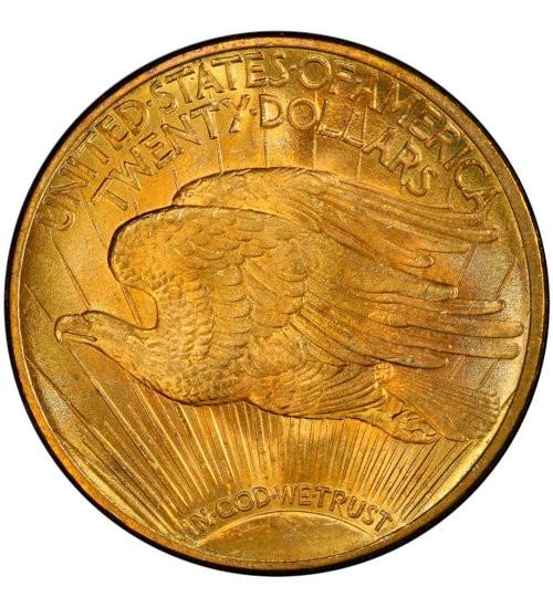 20 US-Dollar St. Gaudens Double Eagle