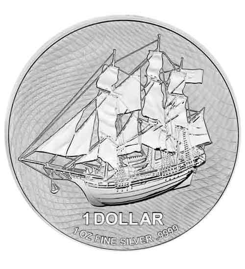 Cook Islands Bounty 2021