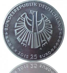 25 Euro - 25 Jahre Deutsche Einheit