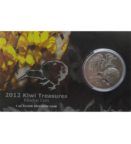 Kiwi 1 oz 2012 Blister