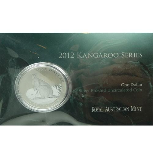 Känguru 1 oz 2012 Blister - RAM
