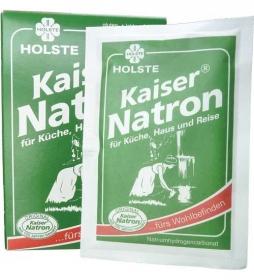 kaiser natron reinigungs tauchbad f r silberm nzen. Black Bedroom Furniture Sets. Home Design Ideas