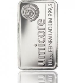Palladium-Barren 31,1 g