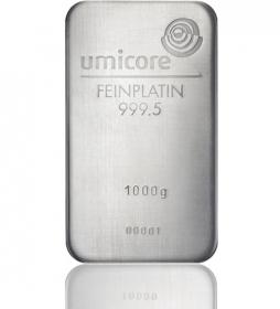 Platin-Barren 1000 g