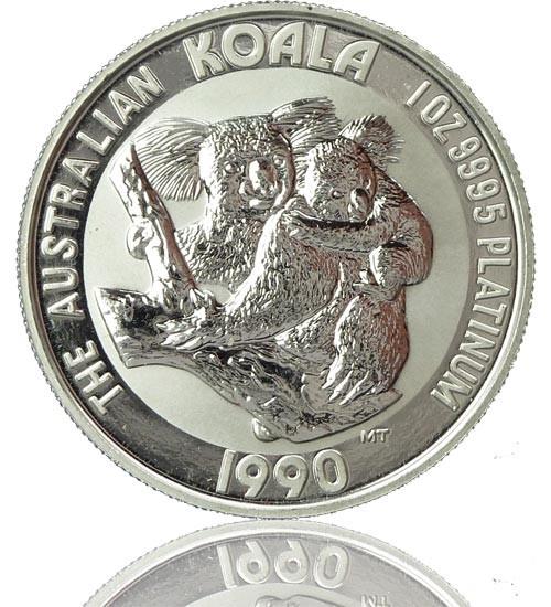 Koala 1 oz div. Jg.