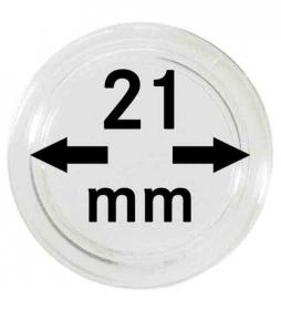 Münzenkapseln ø 21 mm / 0.8 inch