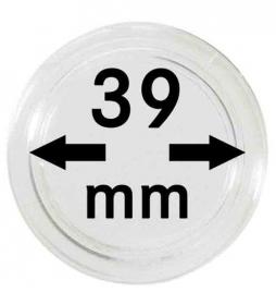 Münzenkapseln ø 39 mm / 1.5 inch