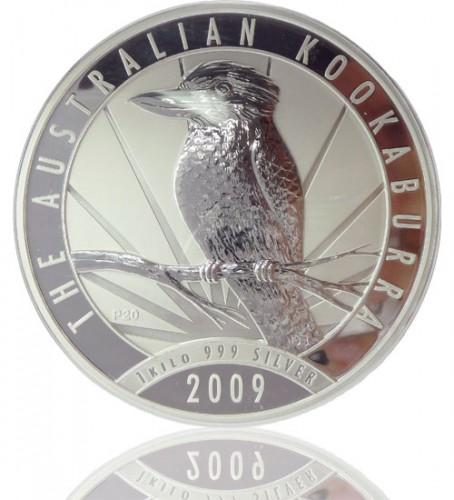 Kookaburra 2009 Silberm Nze 1000 G