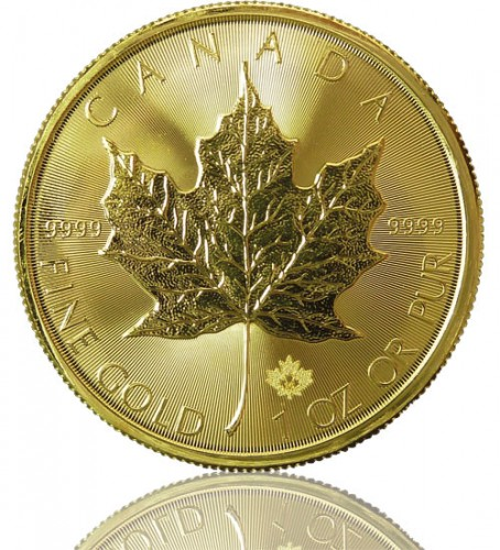 Maple Leaf Gold 1 Oz 2018