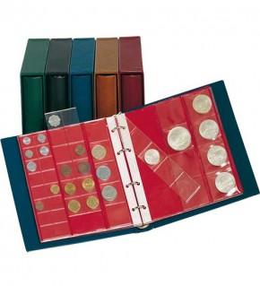 Münzen-Album Classic Karat (grün)