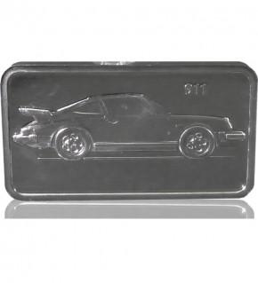 1 oz Silber Motiv-Barren Porsche 911