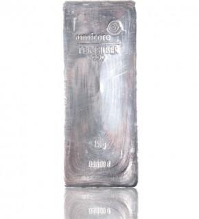 Silber-Barren 15000 g (LBMA-zertifiziert)