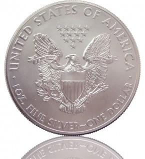 American Silver Eagle 1 oz 2018 go-bi