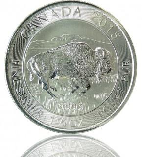 Kanada Bison 1 1/4 oz 2015