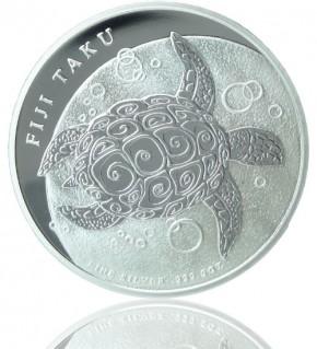 Fiji Taku Schildkröte 5 oz 2011