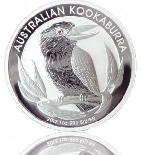 Kookaburra 1 oz 2012