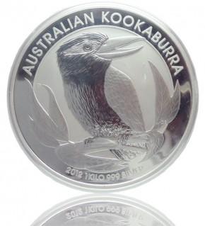 Kookaburra 1000 g 2012