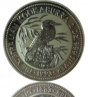 Kookaburra 2 oz 1993