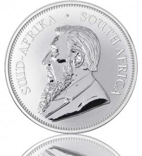 Krügerrand 1 oz Silber 2019