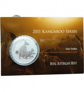 Känguru 1 oz 2011 Blister - RAM