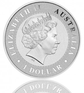 Silber Känguru 1 oz 2018 Perth Mint