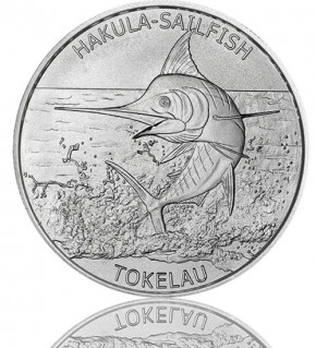 Tokelau Hakula Sailfish Speerfisch 1 oz 2016